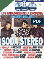 Revista Pelo N° 357  año 1989