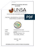 Practica 1 - ÍNDICE DE MADUREZ
