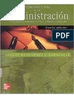 Introducción a la Administración - Sergio Hernandez - Cap 1.pdf
