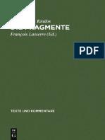 (Texte und Kommentare Bd. 4.) Eudoxos von Knidos_ F. Lasserre (ed.) - Die Fragmente des Eudoxus von Knidos-De Gruyter (1966).pdf