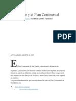 ..San Martín y el Plan Continental.docx