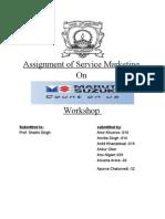 Maruti Suzuki Service Marketing