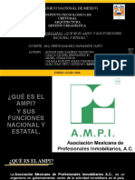 2. QUÉ ES EL AMPI Y SUS FUNCIONES NACIONAL Y ESTATAL
