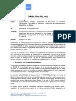 Directiva Clases