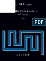 [Supplements to Vetus Testamentum 56] Iain M. Duguid - Ezekiel and the Leaders of Israel (1994, Brill Academic Publishers) - libgen.lc.pdf