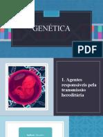 Genética - Psicologia B