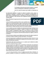 Evidencia_ Ensayo Determinar la importancia de la toma de muestras para análisis en laboratorio de lácteos.docx