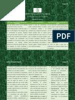 Cuadro-Resumen - Filosofía de la ciencia