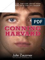Conning Harvard The True Story of the Con Artist Who Faked His Way Into the Ivy League by Zauzmer Julie, Yu Xi (z-lib.org)