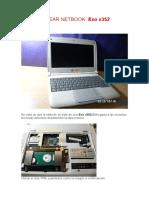 Desbloquear Netbook (Exo x352)