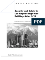 Rae Archibald - Security and Safety in Los Angeles High Rise Building After 9 11-Rand Publishing (2002)