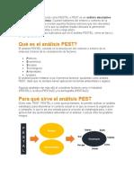 analisis PESTEL 1