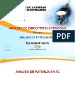 ANALISIS DE CIRCUITOS ELECTRICOS II - SEMANA 03