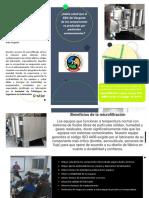 Microfiltradora industrial Santiago Orrego