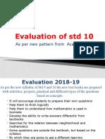 5. Evaluation of std 10.pptx for presentation