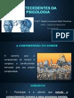 1ª AULA - Antecedentes da Psicologia .pdf