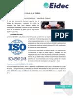 1.CONOCIMIENTOS Y PRINCIPIOS SISTEMA DE SEGURIDAD Y SALUD EN EL TRABAJO