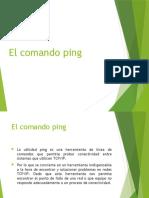 comando ping utilidad y como interpretarlo.pptx