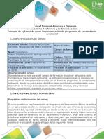 Syllabus del curso Implementación de Programas de Saneamiento ambiental (2).pdf