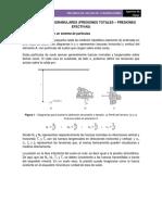 Apunte teorico practico PRESIONES INTERGRANULARES