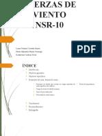 NSR-10 VIENTO GRANIZO