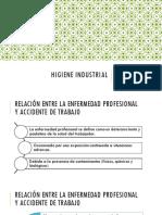 2. RELACIÓN ENFERMEDAD-ACCIDENTE, FACTORES