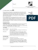 2008 BS Library Financial Ratios