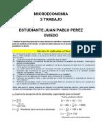 Juan Pablo Pérez Oviedo 3 trabajo- SUBSIDIOS E IMPUESTO- PUNTO DE EQUILIBRIO (1)
