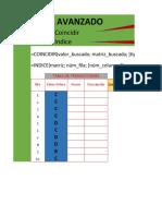 01 - Función Coincidir & Función Índice– parte 1.xlsx