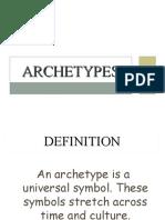 ARCHETYPES II