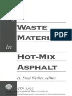 Waste materials _HMA_STP1193