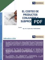 Tema - El Costeo de Productos Conjuntos
