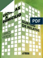 Lecturas a Domicilio Libro Astiberri 2020