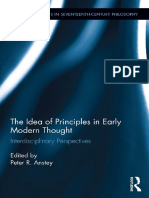Anstey, Peter R. - The idea of principles in early modern thought interdisciplinary perspectives (2017)