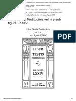Liber Testis Testitudinis vel ע ד sub figurâ LXXIV.pdf