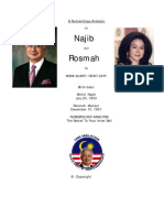 Rahsia Tarikh Lahir Najib-Rosmah