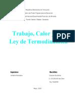Termodinámica Unidad #4