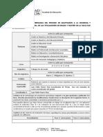 Adenda-Educación Social- 5821