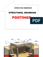 Footings to Students