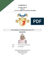 LATIHAN SOAL BAB 16_PEMERIKSAAN LIABILITAS JANGKA PENDEK_AUDITING 2