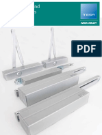 TESA doorclosers and door operators.pdf