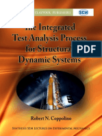 R. Coppolino - The Integrated Test Analysis Process for Structural Dynamic Systems