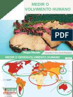 Medir o desenvolvimento humano