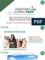 Signature Global Park South Gurgaon