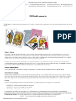 Cómo Jugar Al Envite Canario_ Instrucciones Del Juego de Cartas H Fournier