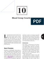 Blood Group Genetics