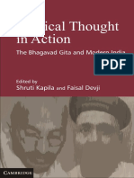 Political Thought in Action - The Bhagavad Gita and Modern India.pdf