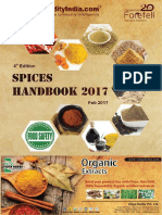 Spices Handbook 2017