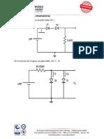 taller de circuitos con diodos