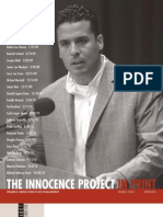 The Innocence Project in Print - Winter 2010